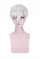 Land of the Lustrous Antarcticite Short Cosplay Wig
