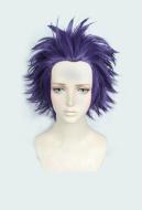 My Hero Academia Hitoshi Shinso Purple Short Cosplay Wig