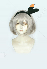 PM Sword and Shield Bea Cosplay Wig