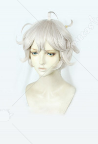 PM Sword and Shield Bede Cosplay Wig