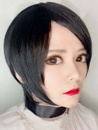 Resident Evil Ada Wong Cosplay Wig