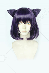 RWBY 7 Blake Belladonna Cosplay with Cat Ears