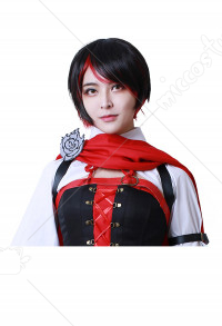 RWBY Season 4 Ruby Rose Cosplay Wig