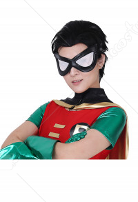 Robin Cosplay Perruque