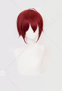 Twisted Wonderland Riddle Rosehearts Cosplay Wig