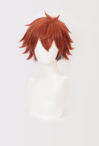 Twisted Wonderland Ace Trappola Cosplay Wig