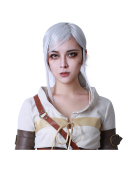 The Witcher 3: Wild Hunt Ciri Cosplay Wig