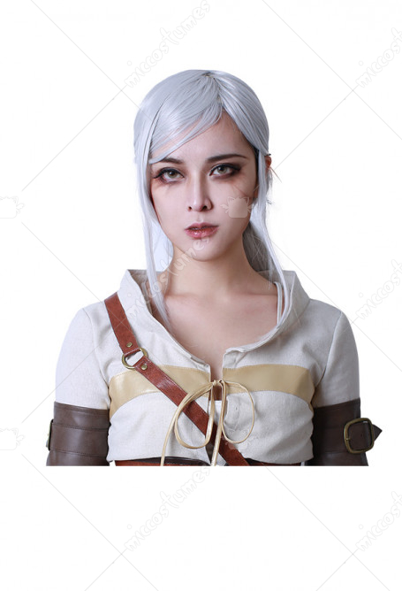 The Witcher 3: Wild Hunt Ciri Cosplay Perücke