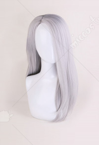 Yuri on Ice Victor Nikiforov Cosplay Grey Long Wig