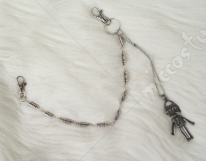 Waist Chain Band For Blue Exorcist Okumura Rin Cosplay