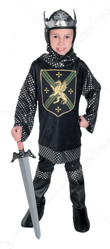 Warrior King Child Costume