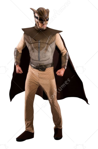 Watchmen Night Owl Muscle Adult Costume