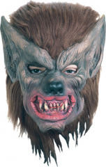 Werewolf Smudge Mask