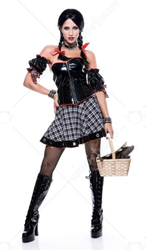 Wicked Oz Mistress Dorothy Costume