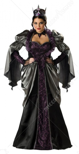 Wicked Queen Plus Costume