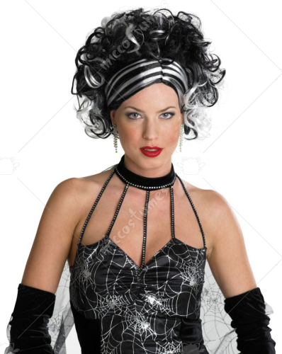 Wicked Widow Wig