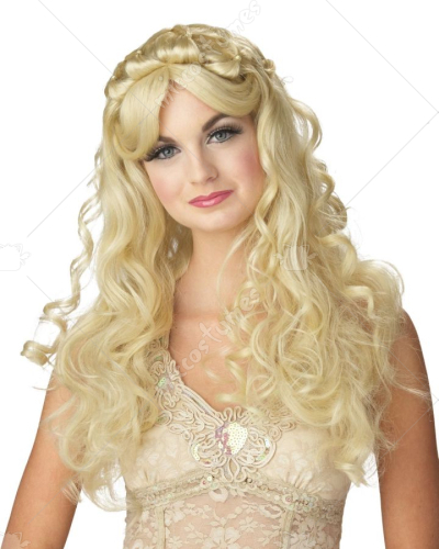 Princess Blonde Wig