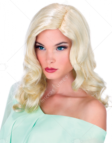 Silver Screen Beauty Wig
