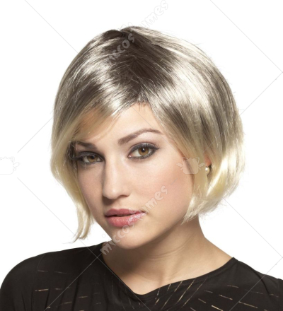 Spicy Glamour Blonde Wig