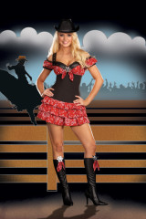 Wild West Adult Costume