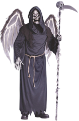 Winged Reaper Adult Costume