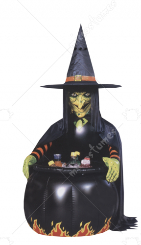 Witch Cauldron Cooler 3 Ft