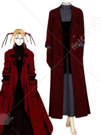Witch Hunter Robin Robin Sena Cosplay Costume
