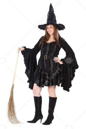 Witch Stitch Plus Size Costume