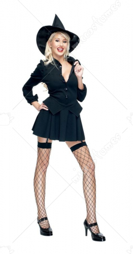 Witch Witchy Very Adult Costume