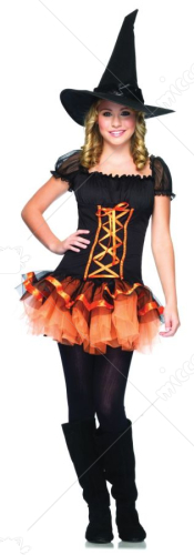 Witchcraft Cutie Teen Costume