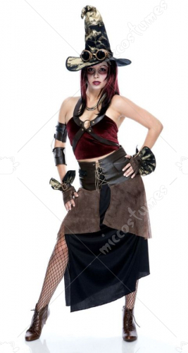 Witchcraft Womens Costume