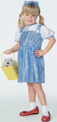 Wiz Of Oz Lil Dorothy Toddler Costume