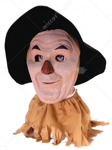 Wizard of Oz Scarecrow Mask