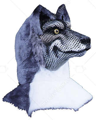 Wolf Head Varaform Spec Order Mask