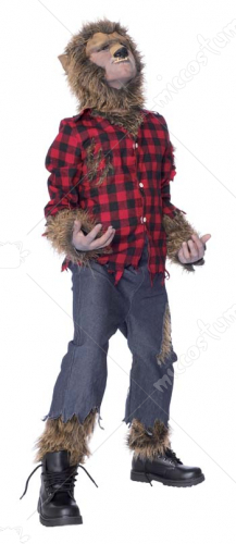 Wolfman Child Costume