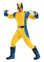 Wolverine Rental Adult Costume