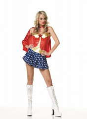 Wonder Babe Adult Costume