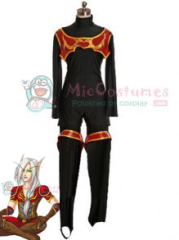 World Of Warcraft Blood Elf Cosplay Costume