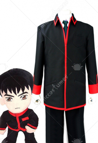 X Clamp Fuma Monou Cosplay Costume
