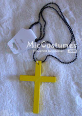 Yellow Cross For Fate Zero Kirei Kotomine Cosplay