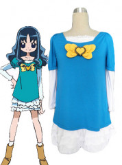 Yes PreCure Cure Marine Cosplay Costume