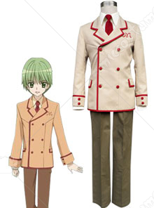 Yumeiro Patissiere Saint Marys College Boy Uniform Cosplay Costu