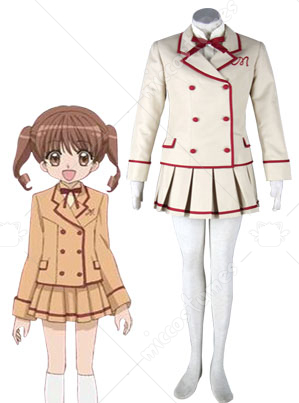 Yumeiro Patissiere Saint Marys College Women Winter Uniform Cosp