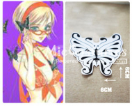 ZONE OO VON Cosplay Tatoo Sticker