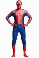 Superhero Lycra Spandex Zentai Suit Full Body Bodysuit Inspired by Spider-Boy Make to Order