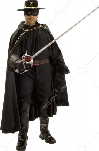 Zorro Grand Heritage Adult Costume