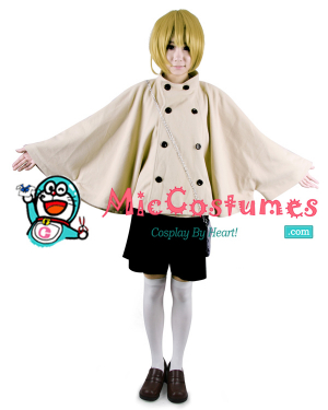 Vocaloid Song of Roast Sweet Potatoes Len Cosplay Costume