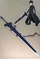 SAO Alfheim Online Fairy Dance Kirito Cosplay Sword