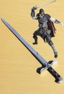 Assassin's Creed II Ezio Auditore Da Firenze Long Sword