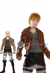 Attack on Titan Reiner Braun Cosplay Costume